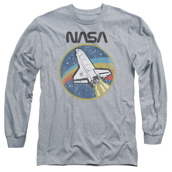 MEN'S NASA SHUTTLE LONG SLEEVE TEE