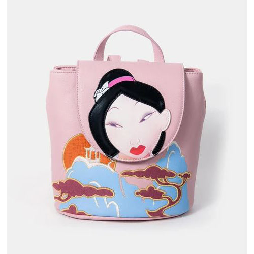 Danielle Nicole Disney Mulan Mini Backpack