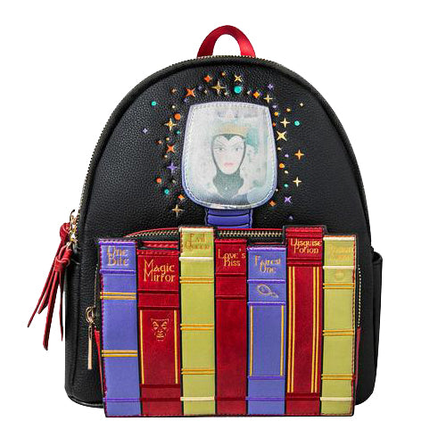 Danielle Nicole Disney Villain Snow White Evil Queen Mini Backpack