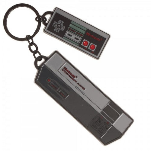 NINTENDO CONTROLLER KEY CHARM - Blue Culture Tees