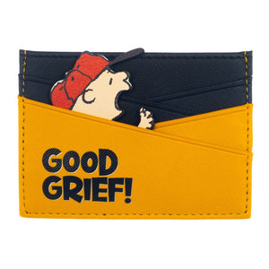 Peanuts Charlie Brown ID Card Wallet Cardholder