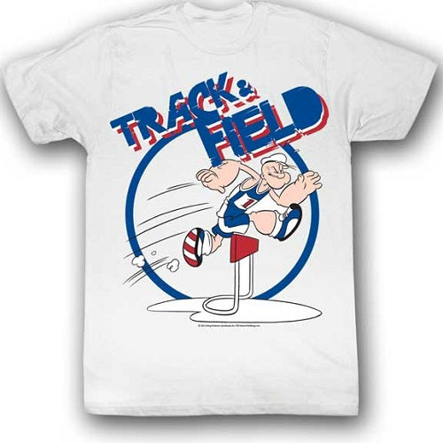 MEN'S POPEYE TRAX LIGHTWEIGHT TEE