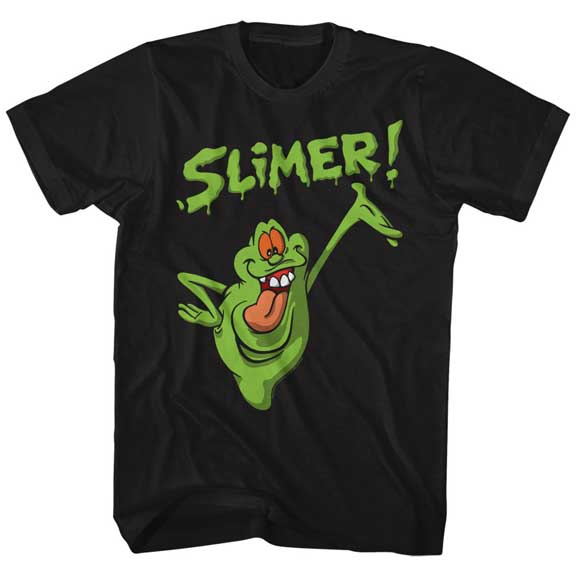 Men's The Real Ghostbusters Slimer! Tee