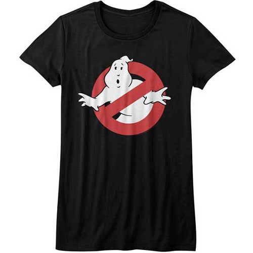 WOMEN'S THE REAL GHOSTBUSTERS SYMBOL TEE