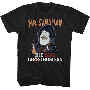 Men's The Real Ghostbusters Mr Sandman Tee