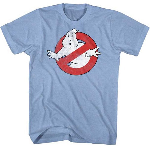 MEN'S THE REAL GHOSTBUSTERS LOGO TEE