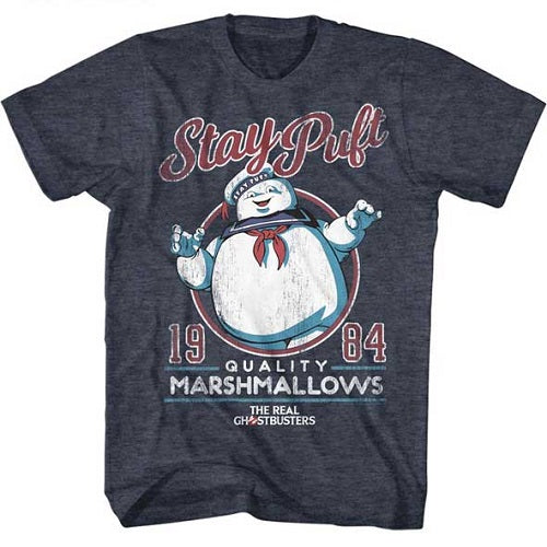 Men's The Real Ghostbusters Stay Puft Tee