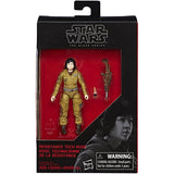 STAR WARS BLACK SERIES RESISTANCE TECH ROSE ACTION FIGURE HASBRO