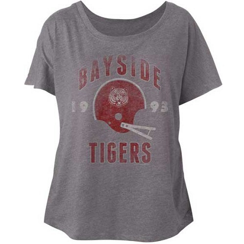 WOMEN'S SAVED BY THE BELL BACKYARD DOG DOLMAN TEE