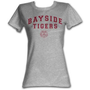 WOMEN'S SAVED BY THE BELL BAYSIDE ARCH TEE