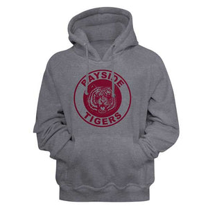 Men's Saved By The Bell Bayside Tigers Heather Pullover Hoodie