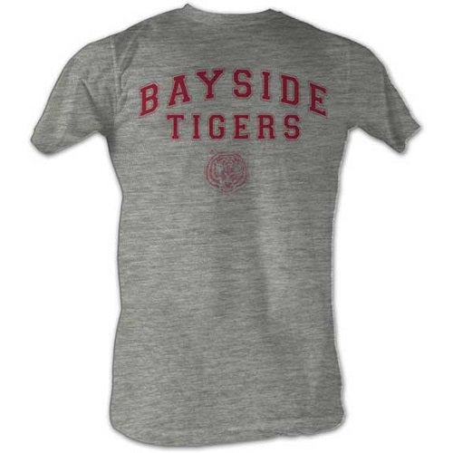 MEN'S SAVED BY THE BELL BAYSIDE TIGERS LIGHTWEIGHT TEE