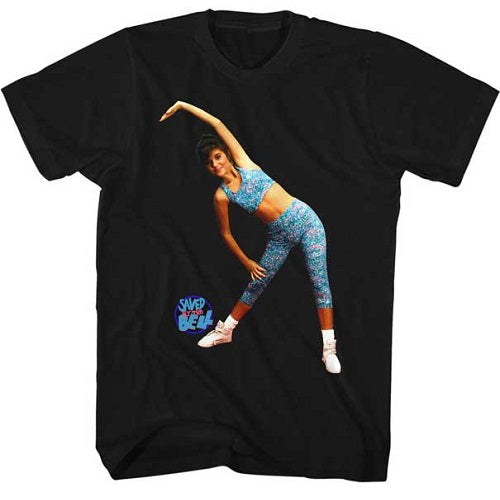 MEN'S SAVED BY THE BELL AEROBICS LIGHTWEIGHT TEE