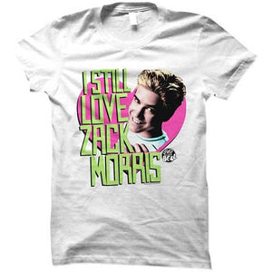 WOMEN'S SAVED BY THE BELL ALWAYS TEE