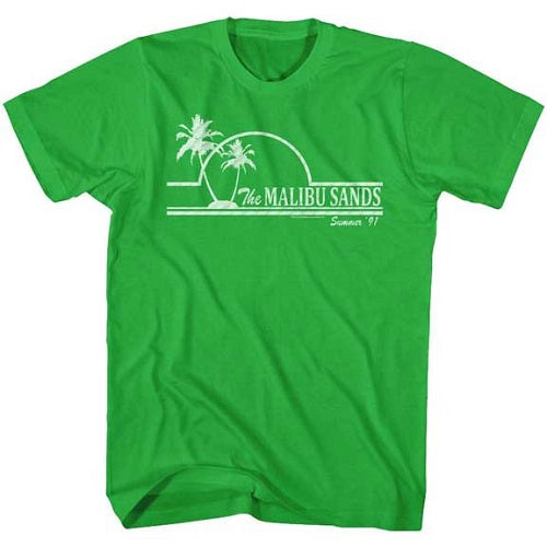 MEN'S SAVED BY THE BELL MALIBU SANDS TEE