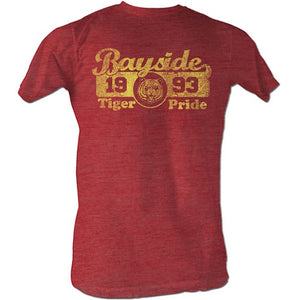 MEN'S SAVED BY THE BELL BAYSIDE PRIDE LIGHTWEIGHT TEE