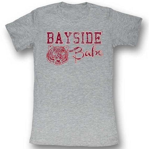 WOMEN'S SAVED BY THE BELL BAYSIDE BABY TEE