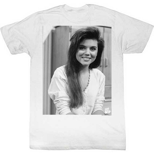 MEN'S SAVED BY THE BELL KELLY KAPOWSKI LIGHTWEIGHT TEE
