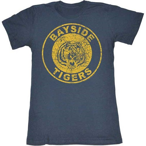 WOMEN'S SAVED BY THE BELL BAYSIDE TIGERS TEE