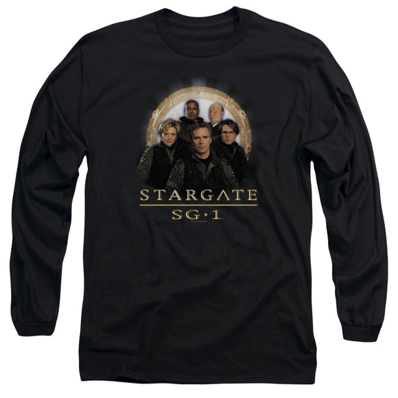 Men's Stargate SG-1 Team Long Sleeve Tee