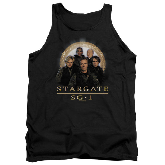 Men's Stargate SG-1 Team Tank Top