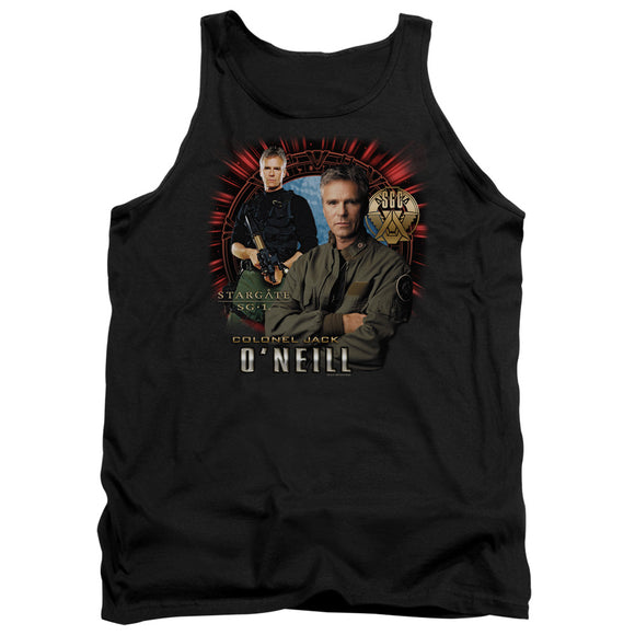 Men's Stargate SG-1 Colonel Jack O'Neill Tank Top