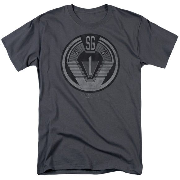 Men's Stargate SG-1 Team Badge Tee