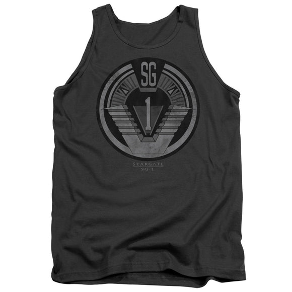 Men's Stargate SG-1 Team Badge Tank Top
