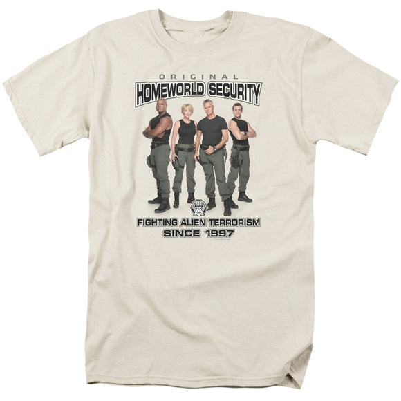 Men's Stargate SG-1 Homeworld Security Tee