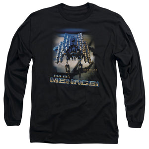 Men's Stargate SG-1 Replicators Menace Long Sleeve Tee