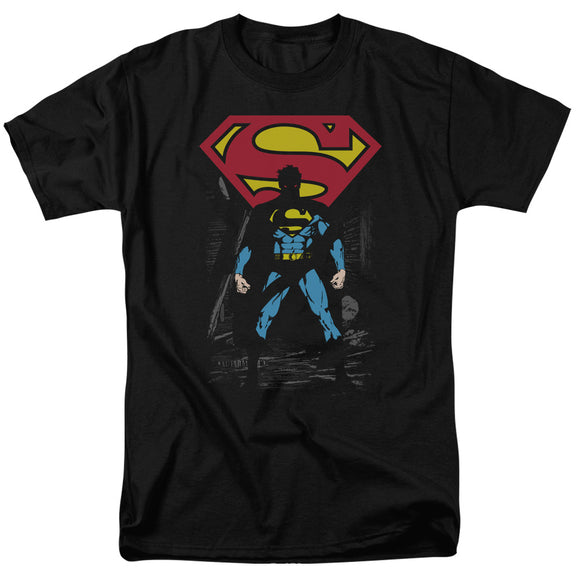 Men's DC Comics Superman Dark Alley Tee