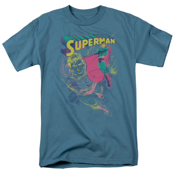 Men's DC Comics Superman Super Spray Tee