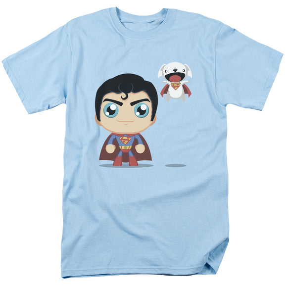 Men's DC Comics Superman Cute Superman Tee