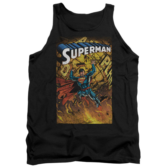 Men's DC Comics Superman One Tank Top