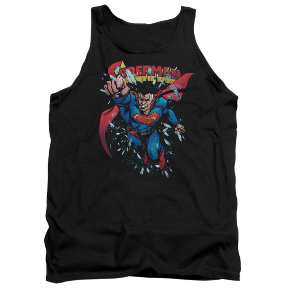 Men's DC Comics Superman Old Man Kal Tank Top
