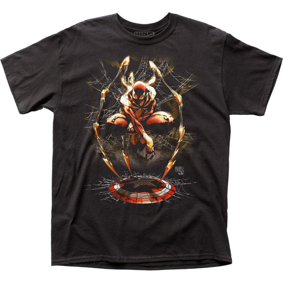 MEN'S MARVEL SPIDER-MAN IRON SPIDER TEE