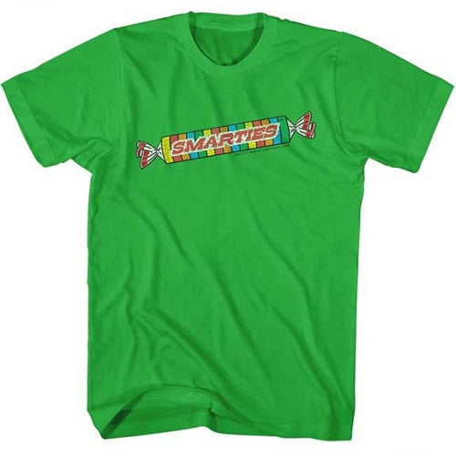 MEN'S SMARTIES LOGO TEE