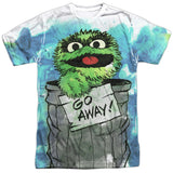 MEN'S SESAME STREET CAN IT SUBLIMATED TEE
