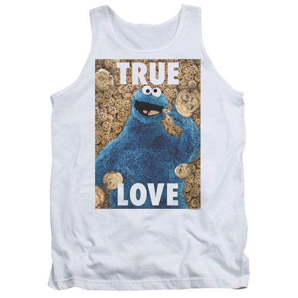 MEN'S SESAME STREET BEAUTIFUL COOKIES TANK TOP