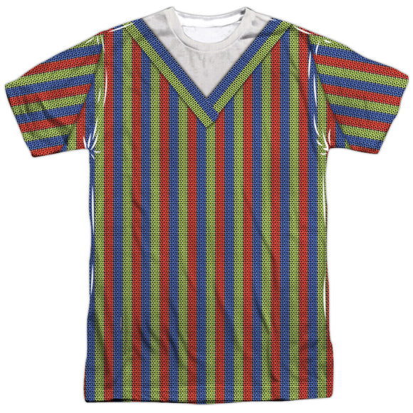 MEN'S SESAME STREET BERT COSTUME SUBLIMATED TEE