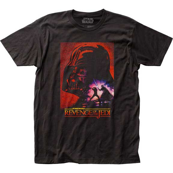 Men's Star Wars Revenge of the Jedi Poster Tee