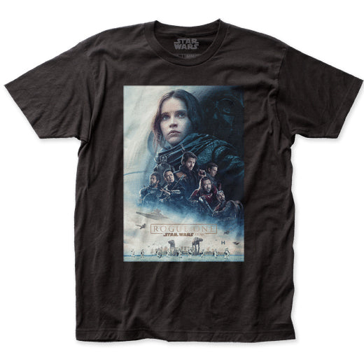 Men's Star Wars Rogue One Poster Tee