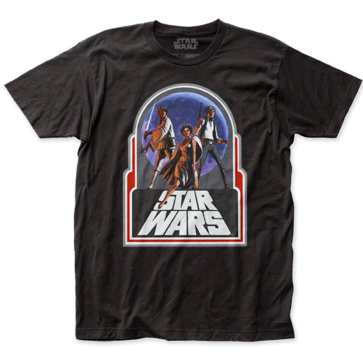 Men's Star Wars Retro Trio Tee