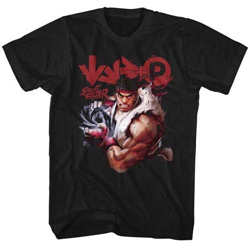 MEN'S STREET FIGHTER MORE LIGHTWEIGHT TEE