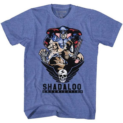 MEN'S STREET FIGHTER SHADALOO ORG. LIGHTWEIGHT TEE