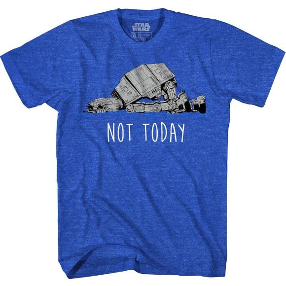 Men's Star Wars Not Today Tee