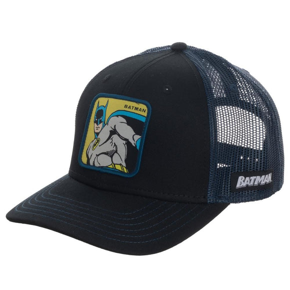 Batman Character Patch Trucker Hat