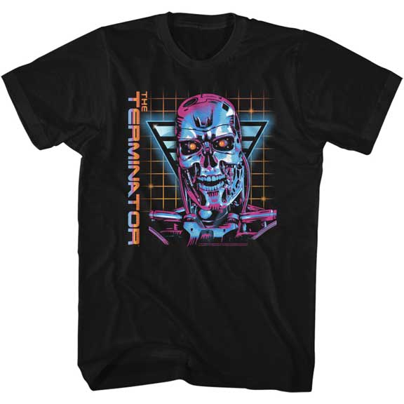 MEN'S THE TERMINATOR SO VERY 80'S TEE