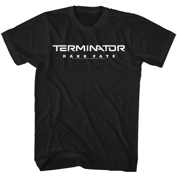 MEN'S TERMINATOR: DARK FATE LOGO TEE