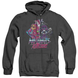 MEN'S TEEN TITANS GO! NO LIMITS HEATHER PULLOVER HOODIE